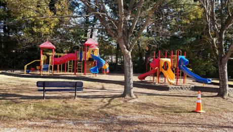 Windy Hills Playground at Sojourn