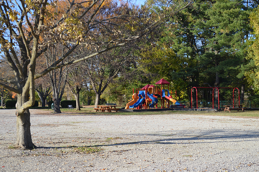 playground at Sojourn