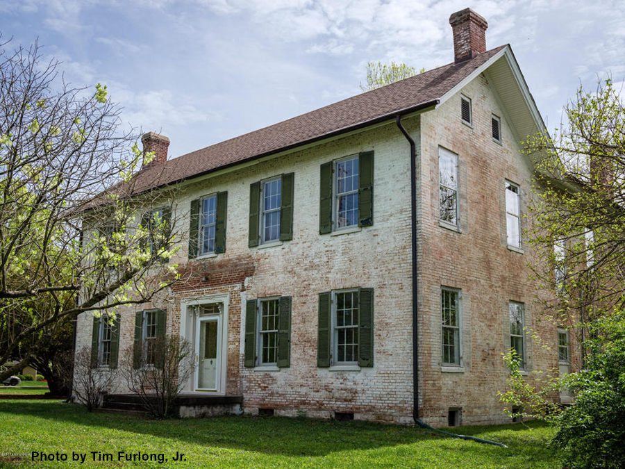 Richard Taylor Historic Home